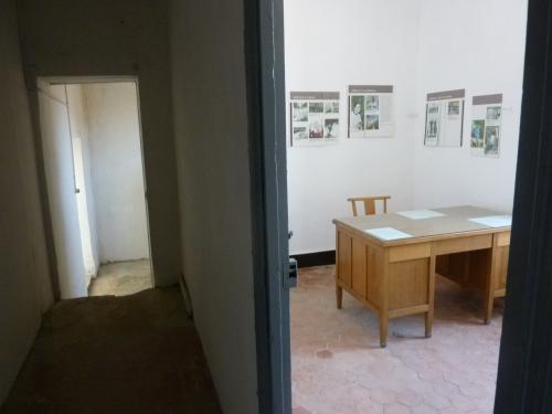 Le bureau de Christian de Chergé.JPG